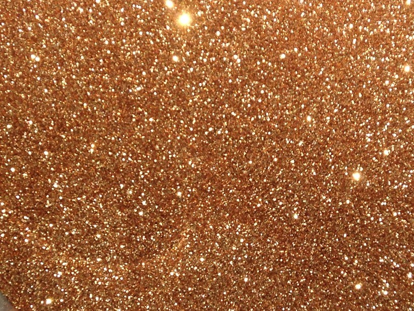 Ultra Fine Cosmetic Glitter Face Painting Penny Copper