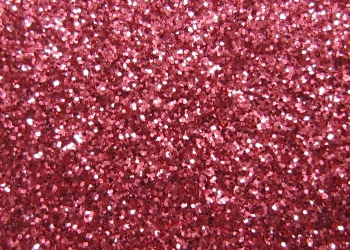 Ultra Fine Cosmetic Glitter Face Painting Dark Pink Face