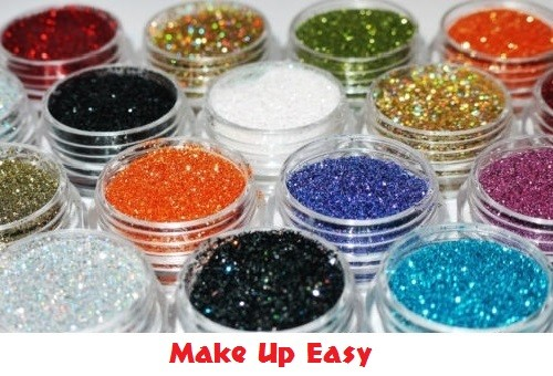 Loose Glitter Eyeshadow Baby Pink Eye Shadow Face Or Body Paint Nail